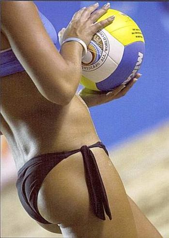 """""""Μάθε Beach Volley"""" με τη Βάσω Καραντάσιου στην Πάτρα."""