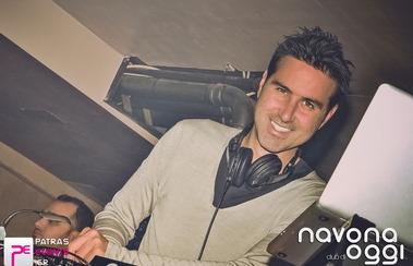 Αλέξανδρος Χριστόπουλος  @ Navona Club di Oggi 27-10-14 Part 2/2