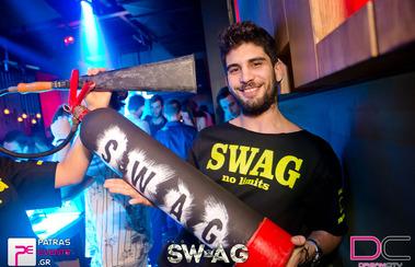 SWAG • No Limits • at Dream City Club Patras 19/11/14 Part 1/3