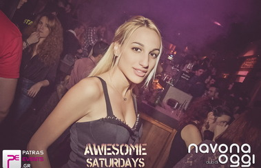 Awesome Saturdays στο Navona Club di Oggi 24-01-15