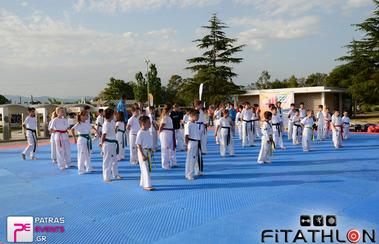 Fitness Festivities στην Πλάζ ΕΟΤ 22-05-2015 Part 1/2