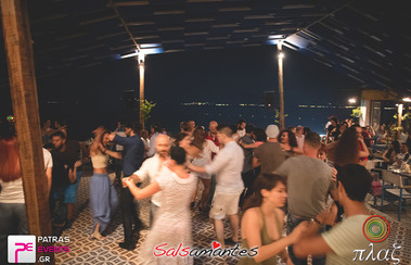 Blue Horizon Romantic Latin - Tango Party at Πλαζ ΕΟΤ 29-06-15 Part 2/2