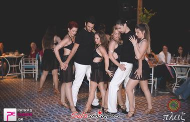 Blue Horizon Romantic Latin - Tango Party at Πλαζ ΕΟΤ 29-06-15 Part 1/2