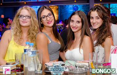 Back2Back στο Bongo's Cafe Club 01-09-15 Part 1/2