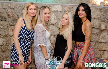 Back2Back στο Bongo's Cafe Club 01-09-15 Part 2/2