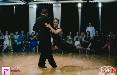 11th Tango Fiesta Patras at DANCE'arte 03-10-15 Part 3/3