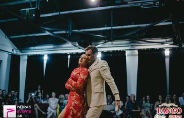 11th Tango Fiesta Patras at DANCE'arte 03-10-15 Part 2/3