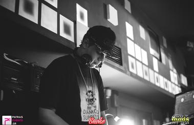 Smoke at Mods Club 22-11-15