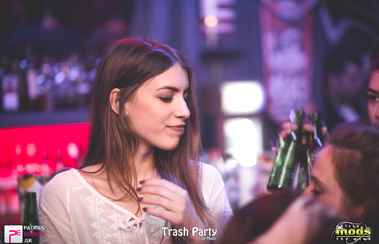 Trash Party at Mods Club 27-04-16 Part 2/2
