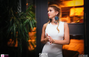 Greek Surfing - Summer Edition at Dose Cafe Bar 29-07-16