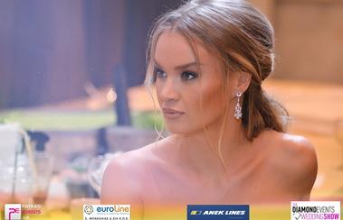 The Diamond Events Wedding Show στο  Astir Hotel (Backstage) 04-12-16