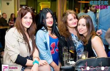 Greek Night @ Cibo Cibo 21-04-14 Part 2/2