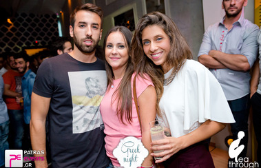 Greek Night @ Sea Through 19/08/14 Part 2/3