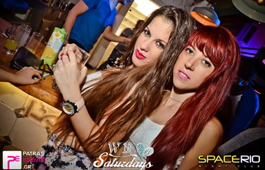 We Love Saturdays @ Space Club Rio 30-08-14 Part 3/3