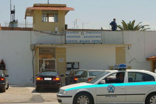 Πάτρα: Άγριες καταστάσεις στις φυλακές του Αγίου Στεφάνου