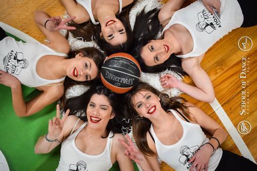 Πάτρα: Οι πιο όμορφες Cheerleaders στην Ελλάδα είναι του Απόλλωνα!