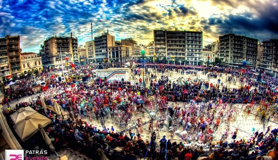 Όλα έτοιμα για τις παρελάσεις του Πατρινού Καρναβαλιού - 30.000 άτομα θα ξεχυθούν στους δρόμους!