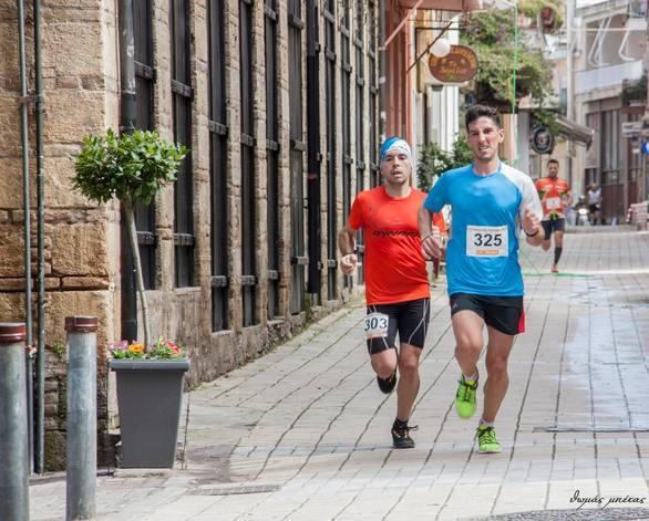 Τρέχοντας στους δρόμους, στα στενά και στις ομορφιές της Πάτρας  (pics)