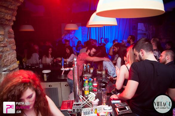 Vintage οναμάζεται ένα από τα πιο όμορφα cocktail bar της Πάτρας!