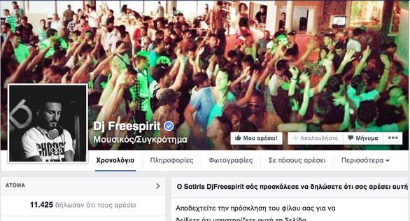 Οι πιο δημοφιλείς Πατρινοί χρήστες του Facebook!