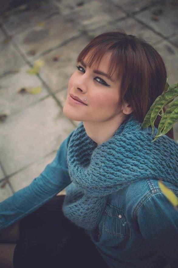 """Ιωάννα Στούμπου: Η 20χρονη από το Αίγιο που από τα πρώτα """"κλικ"""" γοητεύει το φακό (pics)"""