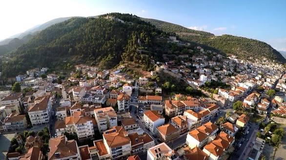 Η Ναύπακτος από ψηλά - Μαγικές λήψεις, από ένα αγαπημένο μέρος (pics+video)