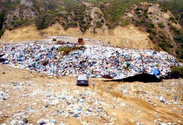 Πάτρα: H εικόνα του ΧΥΤΑ της Ξερόλακκας από το 2008 έως σήμερα (pics)