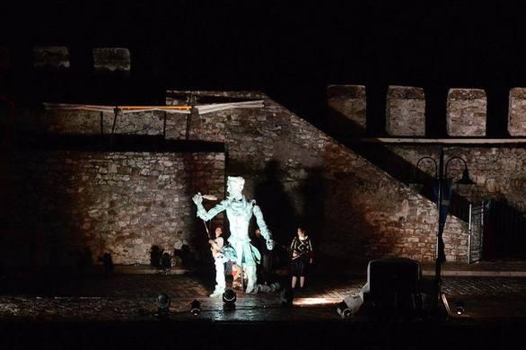 Έργο του Eno από την Πάτρα ο Μιγκέλ Θερβάντες της Ναυπάκτου! (Δείτε φωτο+video)