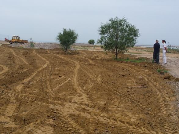 """Πάτρα: Tο πάρκο στην Ακτή Δυμαίων """"μεταμορφώνεται"""" σε χώρο αναψυχής (pics)"""