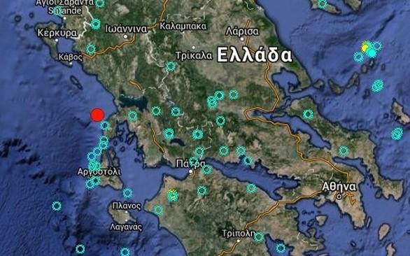 Πάτρα: Σεισμική δόνηση 6,1 Ρίχτερ ταρακούνησε την πόλη - Στην Λευκάδα το επίκεντρο