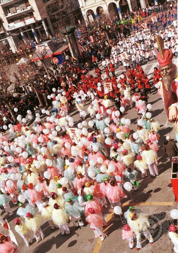 Πάτρα: Ξεκινούν οι αιτήσεις συμμετοχής για το καρναβάλι των μικρών!