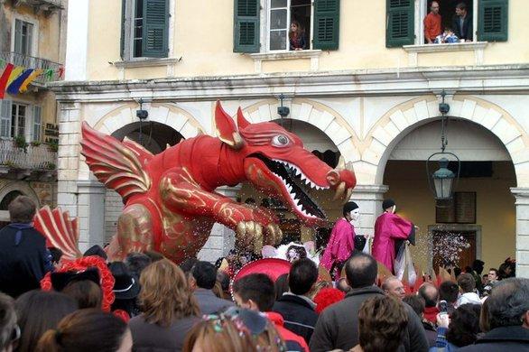 Η Κέρκυρα μετατρέπεται σε «Βενετία του 18ου αιώνα» (pics)