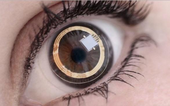 Η Samsung κατασκευάζει φακούς επαφής με... ενσωματωμένη κάμερα (pics+video)