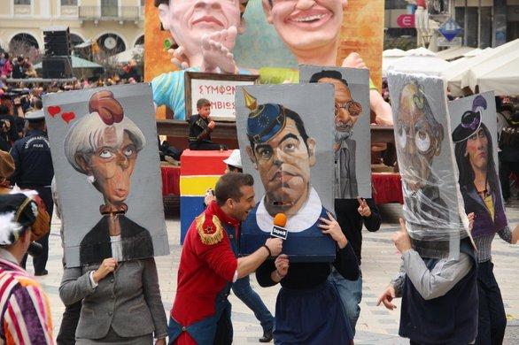 «Πάτρα, ο Έλληνας επαναστάτης»: Οι Γάλλοι φοιτητές του Μπορντό και το αφιέρωμα που έκαναν (pics)