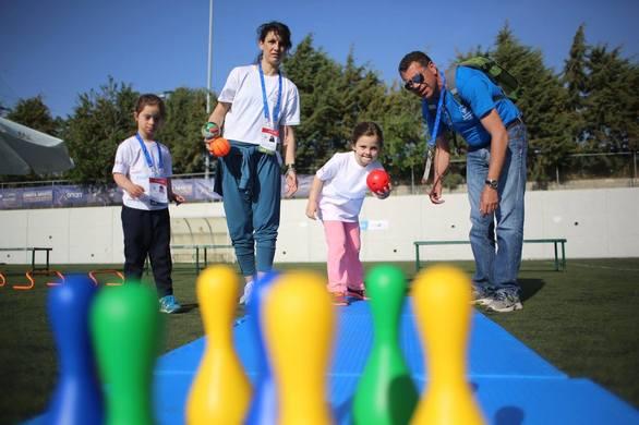 Η Πάτρα στην 16η Ευρωπαϊκή Εβδομάδα Ποδοσφαίρου Special Olympics