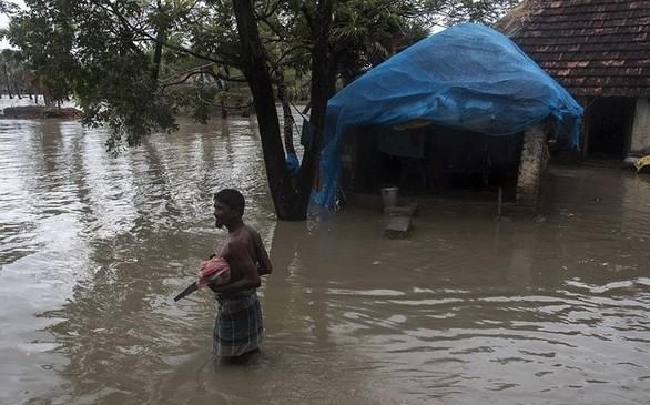 Το νησί της Ινδίας που βυθίζεται (pics)