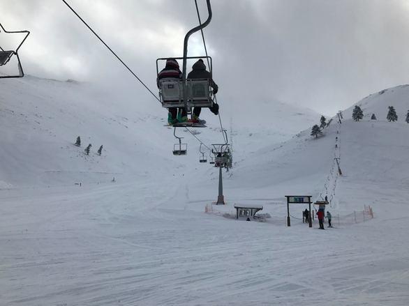 Οι καλύτεροι προορισμοί κοντά στην Πάτρα για να απολαύσετε το χιόνι (pics)