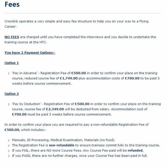 """3000 ευρώ η """"ταρίφα"""" για να περάσουν την εκπαίδευση της Ryanair (pics)"""