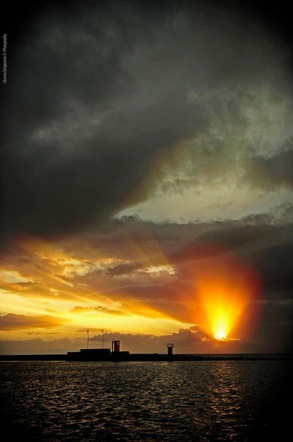 Πάτρα: Όταν ο ήλιος βασιλεύει, το δειλινό μαγεύει! - Δείτε εικόνες με το ηλιοβασίλεμα