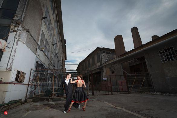 Δύο υπέροχα ζευγάρια που μας μαθαίνουν tango στην Πάτρα!