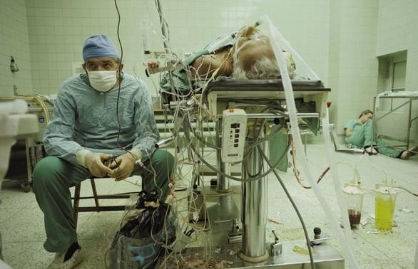 National Geographic - Η φωτογραφία του γιατρού που συγκλονίζει!