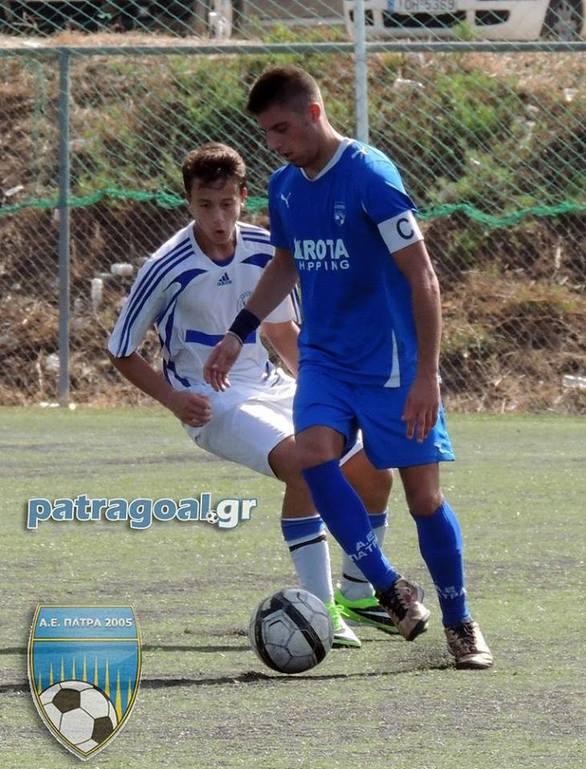Θρήνος στο τοπικό ποδόσφαιρο και στη Πατρινή κοινωνία για τον Αντώνη Μαγδάκη