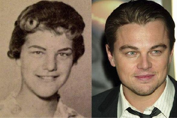 Ο Leonardo DiCaprio είχε δίδυμη αδερφή δύο αιώνες πριν