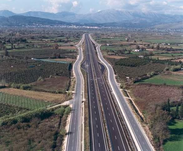 Δρομολόγια Express: Πάτρα - Θεσσαλονίκη μόλις σε 4 ώρες από την Ιόνια Οδό