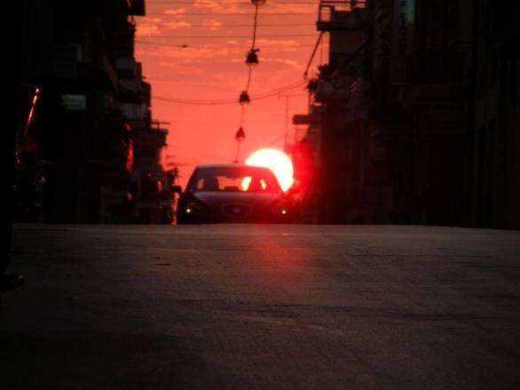 Πάτρα: Ηλιοβασίλεμα ή Ανατολή;