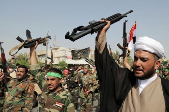Οι τζιχαντιστές κατέχουν τα χημικά όπλα του Σαντάμ Χουσεΐν (pics)