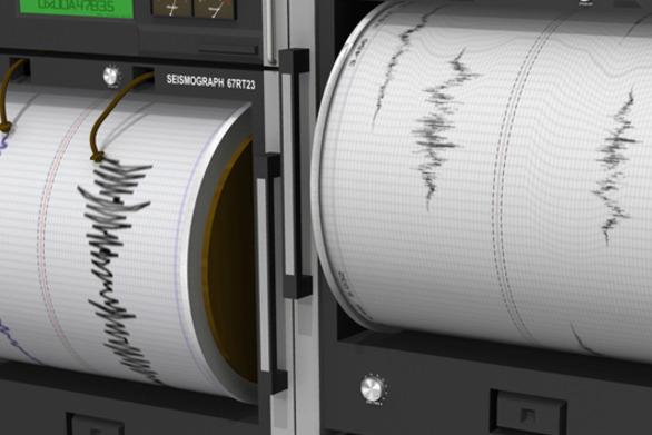 Ισχυρή σεισμική δόνηση ταρακούνησε την περιοχή τα ξημερώματα