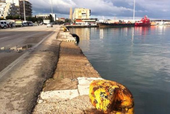 Πάτρα: Δεμένα τα πλοία στις 27 Νοεμβρίου