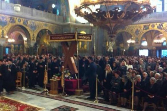 Κορυφώνονται οι εκδηλώσεις για την εορτή του Αγίου Ανδρέα