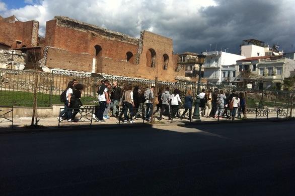 Τουρίστες έρχονται στην Πάτρα, εμείς τους διώχνουμε!